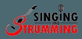 Singing And Strumming